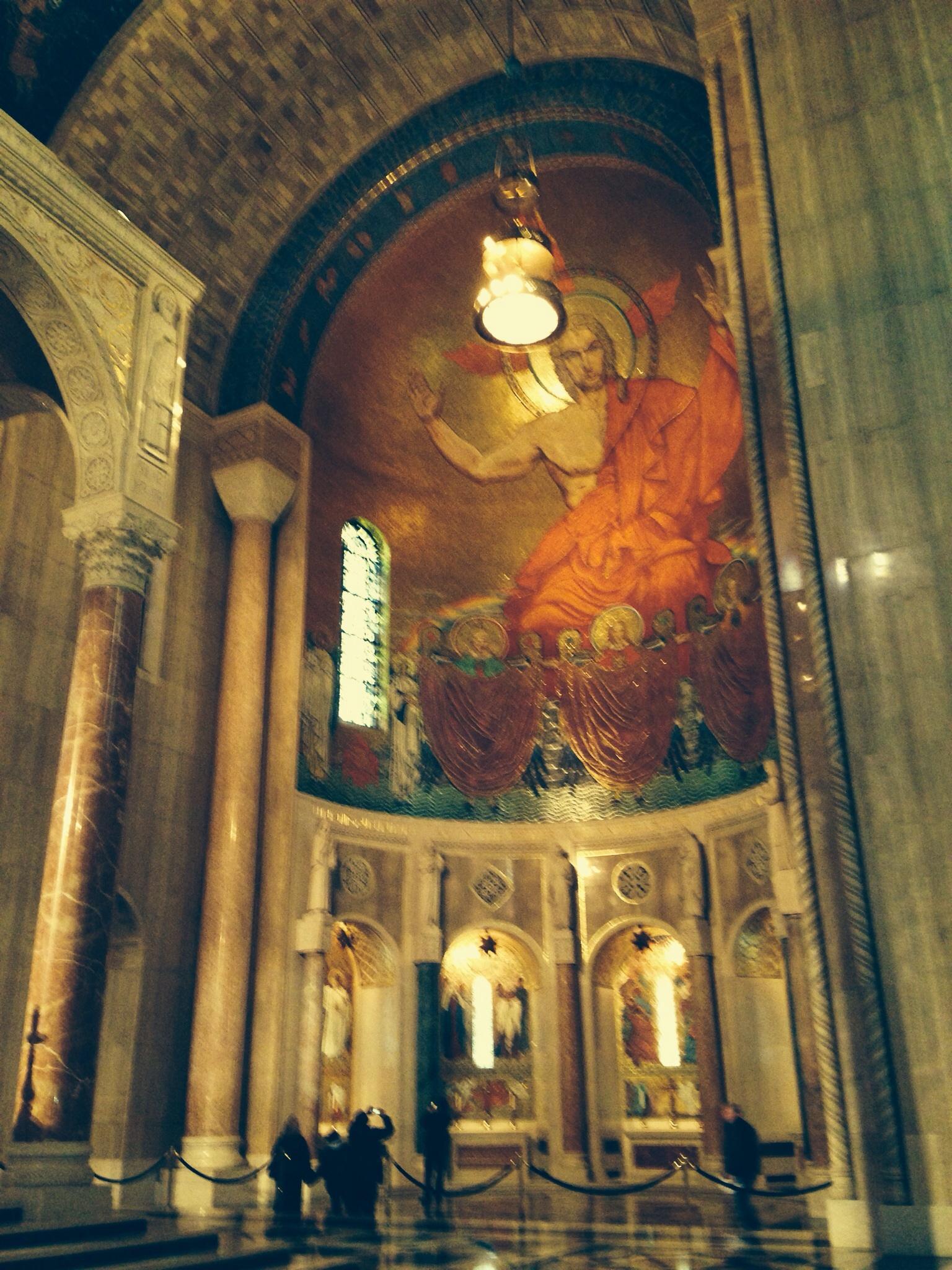 Basilica Wash. DC 10-2013